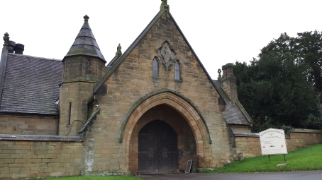 Merevale Abbey Gatehouse