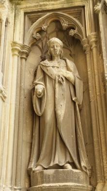 Henry VII Statue