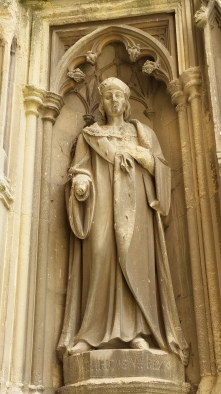 Henry VII Statue